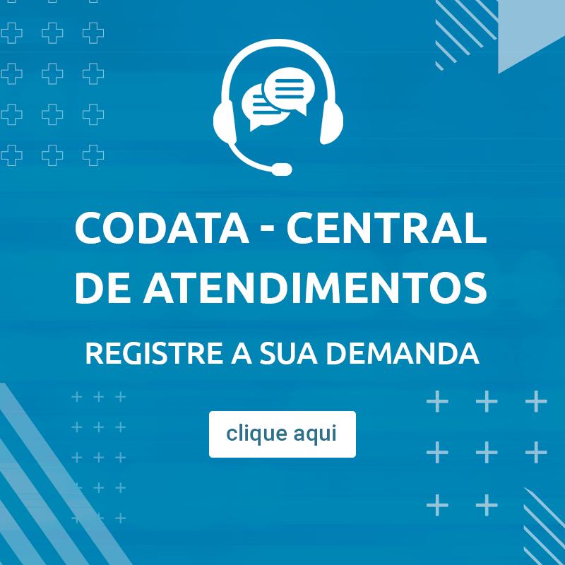 Central de Atendimento CODATA